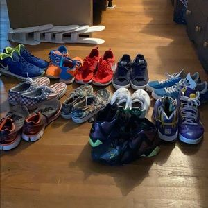 Sneaker lot of beaters sz 11 or 11.5